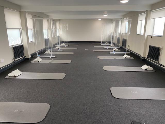 Mat Room